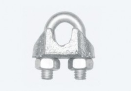 WIRE ROPE GRIPS GALVANISED COMMERCIAL QUALITY — NON RATED