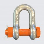 SAFETY PIN DEE SHACKLE