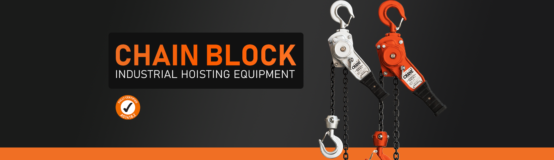 Chain Block & Lever Hoists